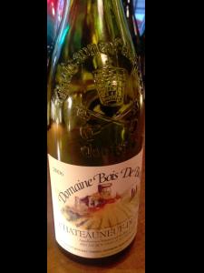 היין המדובר, שאטונף-דו-פאפ